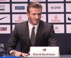 David Beckham retires, cries at his last home game