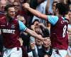West Ham 2-4 Reading: Nolan hat trick rounds off Hammers season with a win