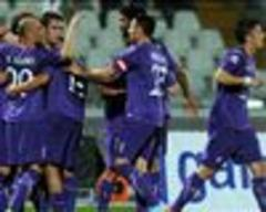 Pescara 1-5 Fiorentina: Ljajic hat-trick not enough as Viola suffer Champions League heartbreak