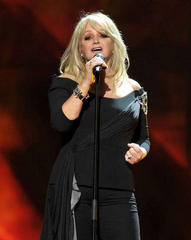 Bonnie Tyler loses Eurovision contest to Danish act