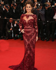 Cheryl Cole wows on the red carpet at Cannes Film Festival 2013