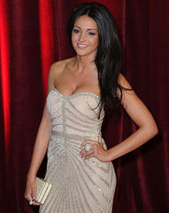 Michelle Keegan scoops Sexiest Female at The British Soap Awards 2013 for fifth year