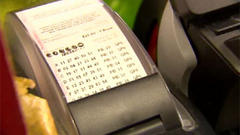 UPDATE:  One winning Powerball ticket sold in Florida