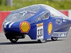 Shell Eco-marathon: An electrifying challenge: Thousands of students take part in three day event to find the blueprint for the car of tomorrow