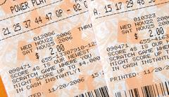 ca lottery reports two powerball tickets with five of six numbers