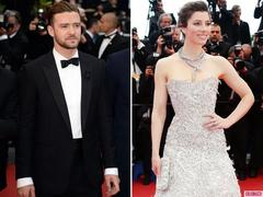 justin timberlake and jessica biel: picture perfect at cannes