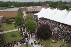 1,500 students, 5,000 guests experience camden county college commencement