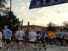 82nd Airborne Division All-American Week Division Run