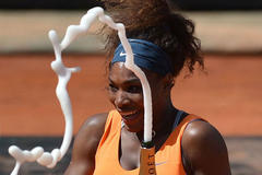 nadal, serena triumph in rome