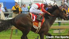 oxbow takes preakness, triple crown drought continues