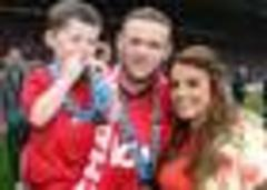 Wayne Rooney Misses Match For Son's Birth