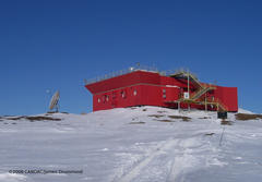 arctic atmospheric research station gets funding to stay alive