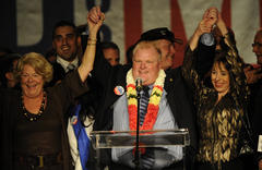 rob ford: will his latest trouble crack ford nation?